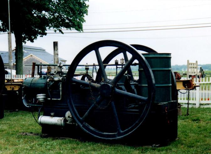 Stationary engine