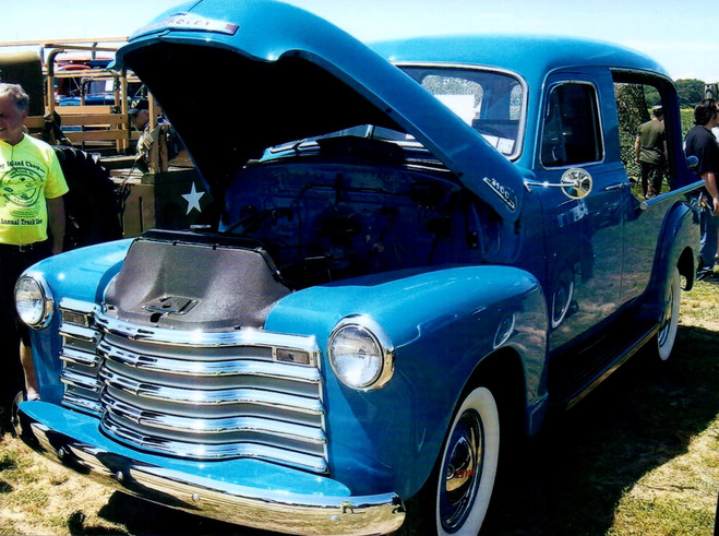 1953 Chevrolet 3100 Canopy Express