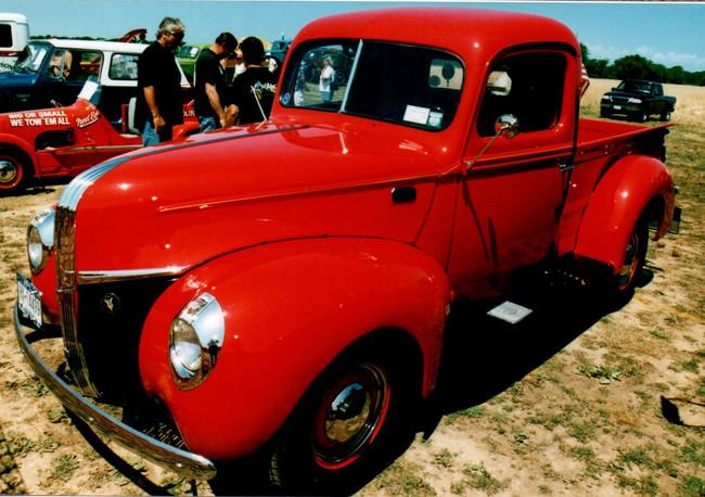 1941 Ford pickup - Robert Hall