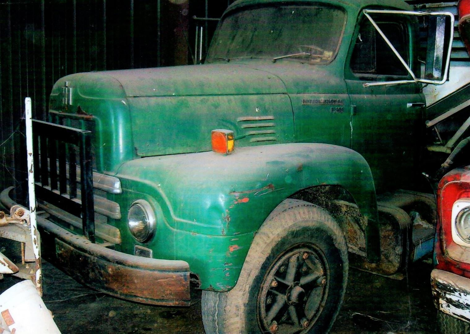 1952-65 International R series