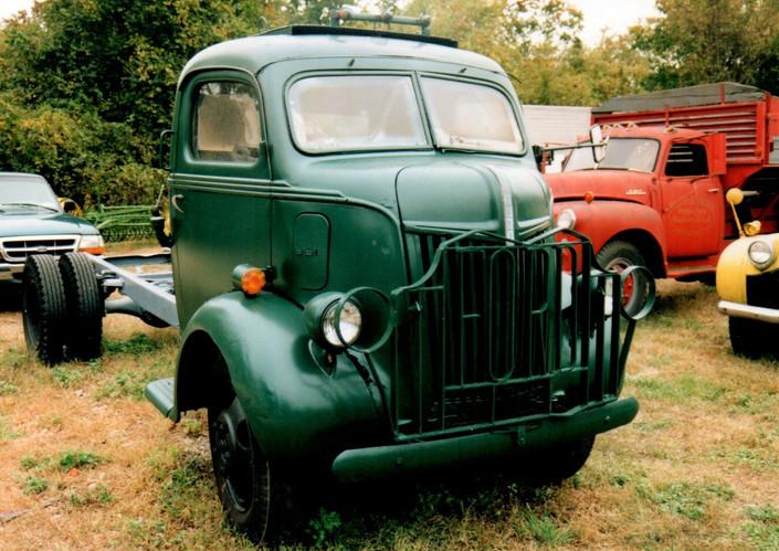 1941 Ford COE - Ron Bush