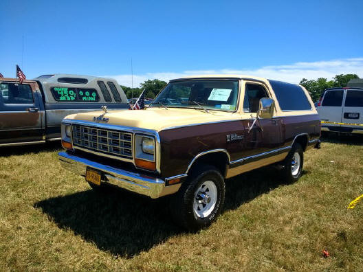 1982 Dodge Ramcharger - Rob Curley