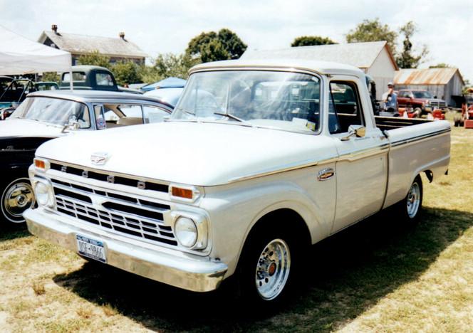 1965 Ford F-100 pickup