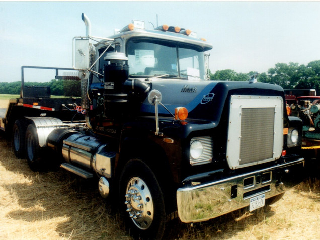 1985 Mack Value Liner tractor -Jonathan Erb