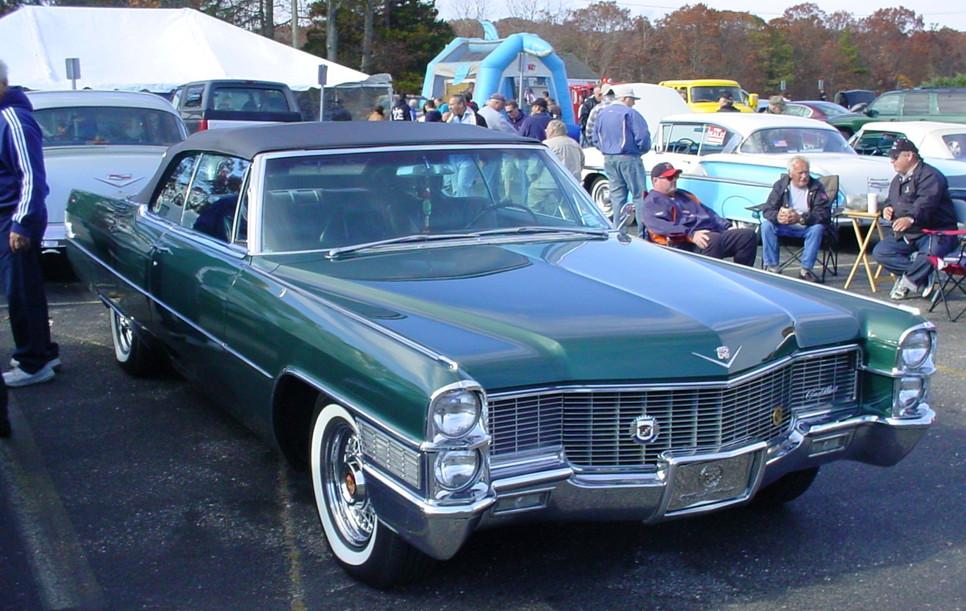 1966 Cadillac convertible