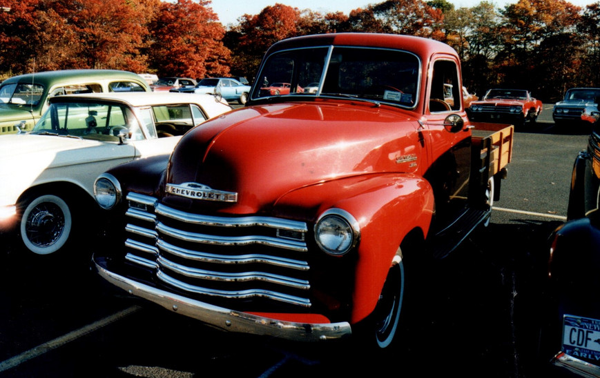 1948-50 Chevrolet stake bed