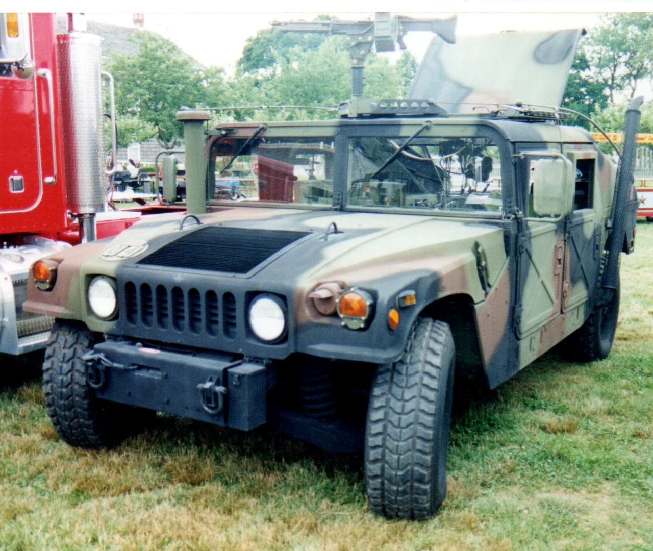 1980's AM General Humvee