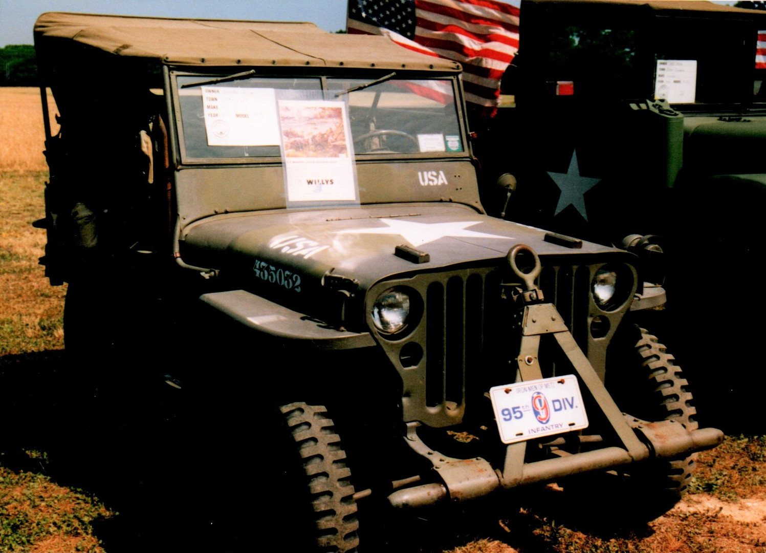 1945 Willys MB Jeep - Dr. Gary Rosenbaum