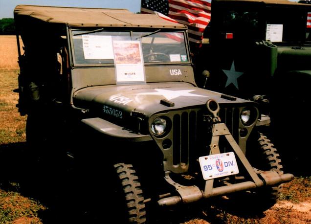 1945 Willys MB Jeep - Dr. Gary Rosenbaum