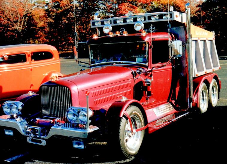 1931Ford custom dump