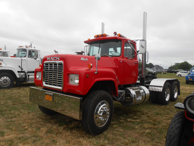 1979 Mack tractor - John Keibel Jr.