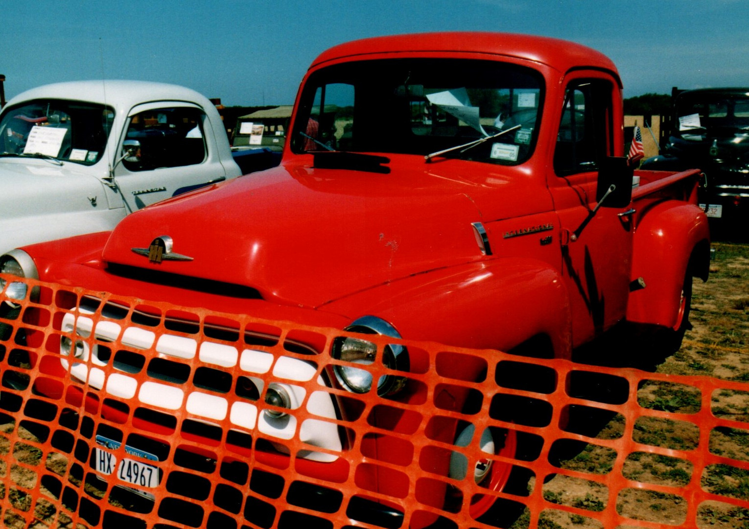 1956 International pickup