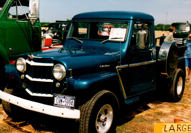 1962 Willys Jeep pickup
