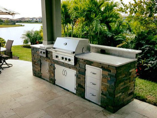 Authorized Dealer of Outdoor Kitchens