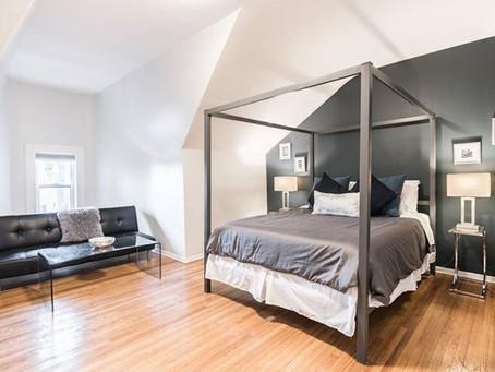 Bedroom for good rest
