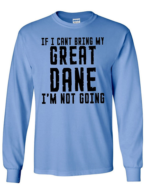 Not Going Long Sleeve