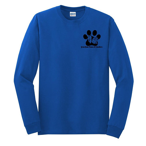 Gracelynn Danes and Cavaliers Long Sleeve T