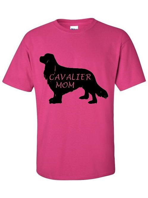 Cavalier Mom