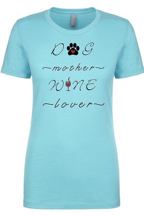 Dog Mother, Wine Lover