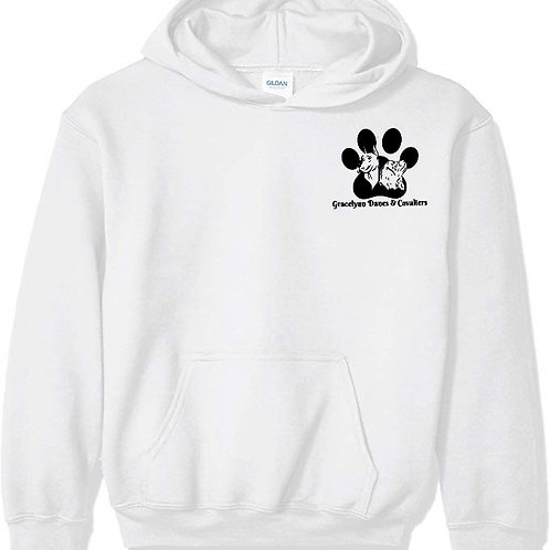 Gracelynn Danes and Cavaliers Hooded Sweatshirt