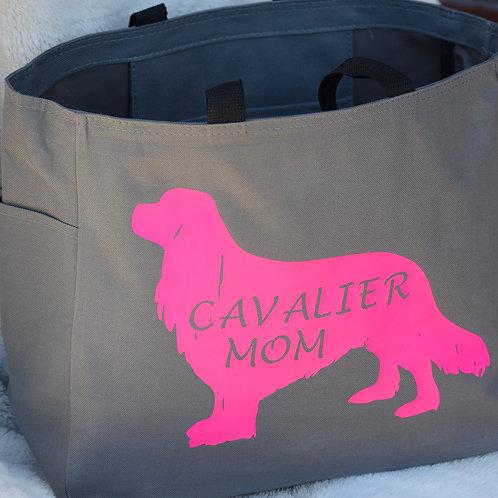 Cavalier Mom Essential Tote