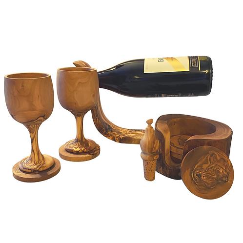 5 Piece Wine Gift Set