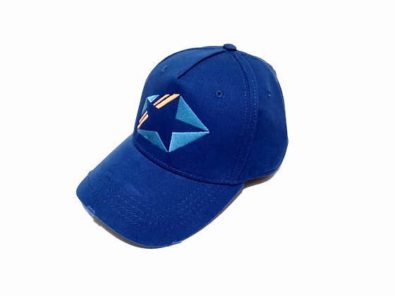 Star bleu
