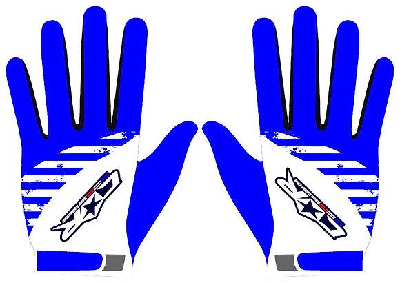 Gant RACE bleu