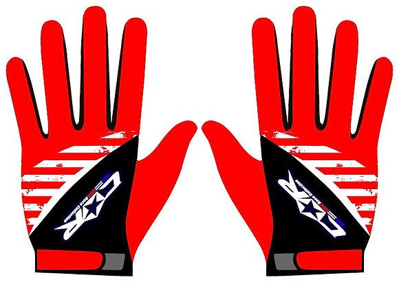 Gant RACE rouge