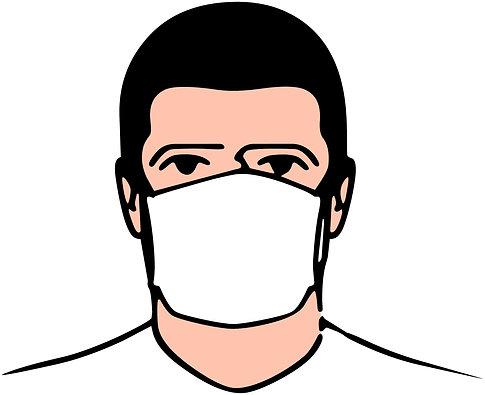 Masques COVID-19 uni