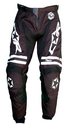Pantalon RACE agua /noir