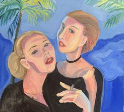 Art Girls in Miami