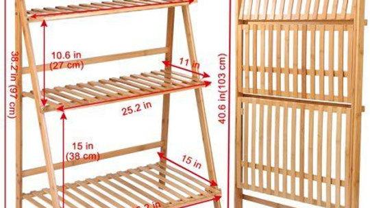3 tier Garden Stand