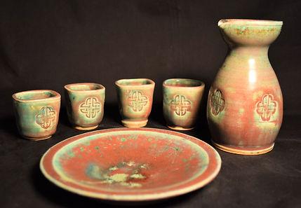 Matt Carpenter's Asian Tea Set.JPG