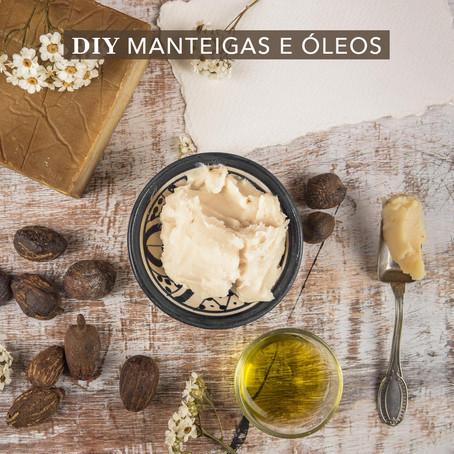 DIY Manteigas e Óleos