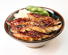 BBQ Eel Rice Bowl