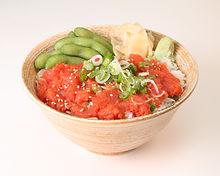 Dynamite Sushi Bowl