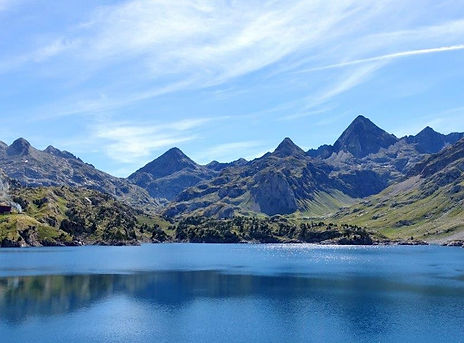 Randonnée _ Lacs en Aragon _ Lilika