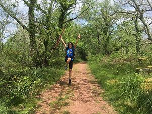 trail féminin dans les pyrénées_Pays-Basque_Lilika