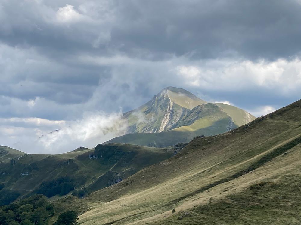 montagne, orage, Pic d'Orhy, Pic d'Orhi, Irati, Iraty