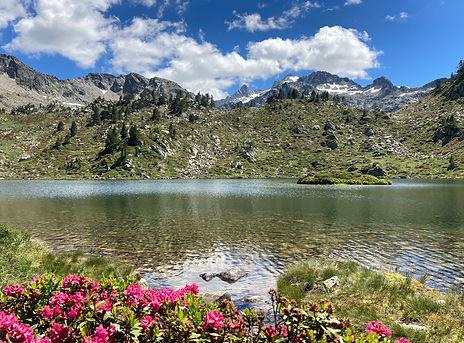 Randonnée _ Lacs du Néouvielle _ Lilika