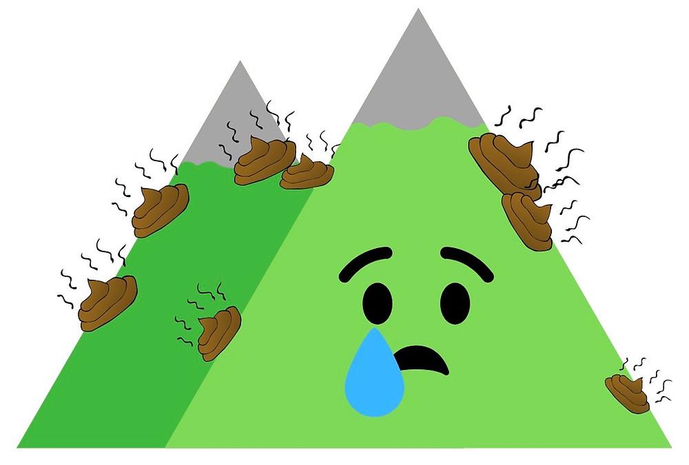 règles de bonne conduite en montagne
