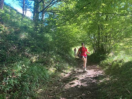   trail haute pyrénées _ Lilika