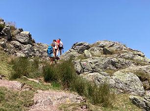 Grande randonnée pyrénées_Pays Basque_Lilika