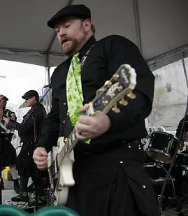 Moe Crummett - Guitar, BlackEyed Dempseys