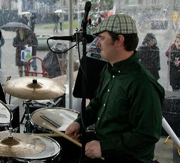 Josh Wagner - Percussion, BlackEyed Dempseys