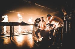 Showtek Tour Photography