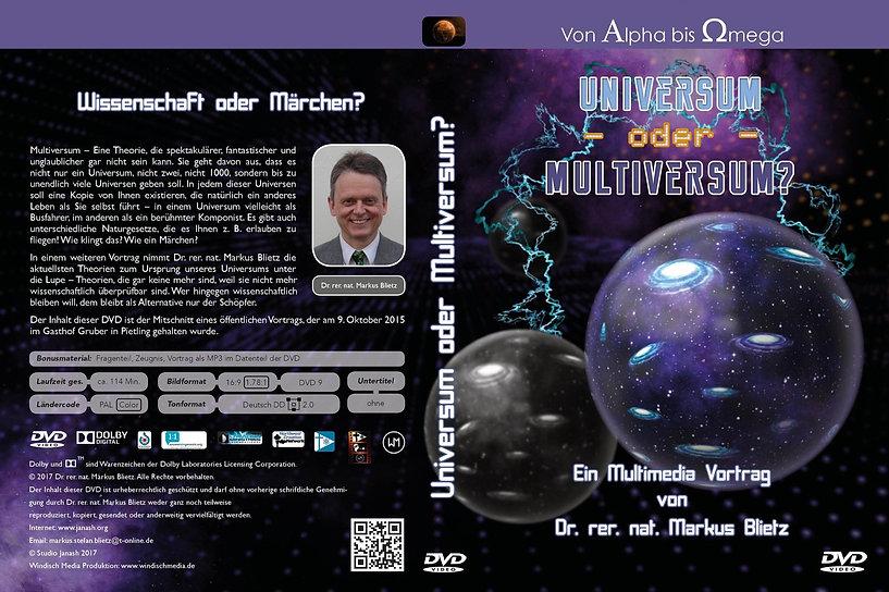 Universum oder Multiversum?