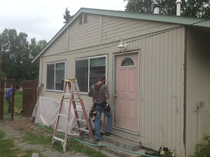 Anchorage Home Remodelers, APEX Construction & Remodeler owner has 25+ yrs of field experience