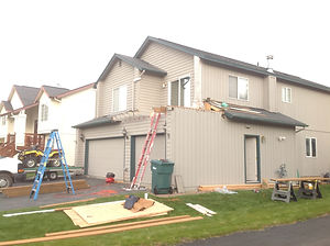 Anchorage Home Remodelers, APEX Construction & Remodel  has highly skilled craftsman and the owner is an Alaskan Veteran